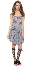 Free People Circles Slip Dress at Shopbop