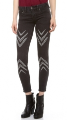 Free People Dotted Ikat Pants at Shopbop