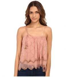 Free People Fairy Dust Top at 6pm