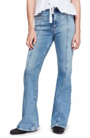 Free People Firecracker Flare Jeans   Nordstrom at Nordstrom