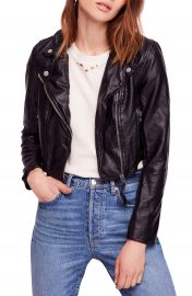 Free People Heartache Moto Jacket at Nordstrom