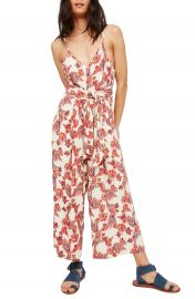 Free People Hot Tropics Jumpsuit at Nordstrom