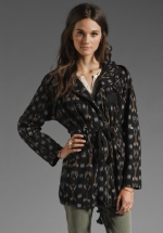 Free People Ikat Parka at Revolve at Revolve