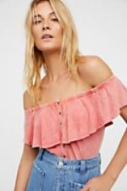 Free People Love Letter Tube Top at Free People