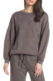 Free People Movement Make It Count Printed Sweatshirt   Nordstrom at Nordstrom