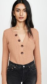 Free People Oliver Henley Long Sleeve Tee at Shopbop