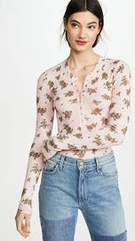 Free People One Of The Girls Long Sleeve Tee at Shopbop