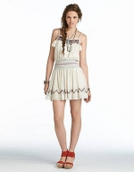 Free People Penny Georgette Love Bird dress at Lord & Taylor