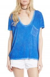 Free People Rising Sun Tee at Nordstrom