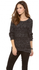 Free People Star Dune Marled Pullover at Shopbop