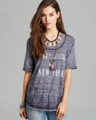 Free People Tee - Night Moves of New York at Bloomingdales