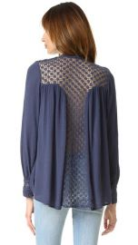 Free People The Best Button Down at Shopbop