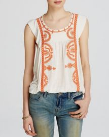 Free People Top - Dos Sequndos at Bloomingdales
