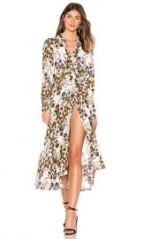 Free People Tough Love Shirtdress in Ivory from Revolve com at Revolve