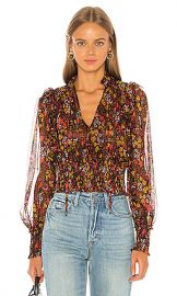 Free People Twyla Top in Black from Revolve com at Revolve