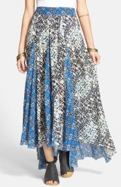 Free People and39Show You Offand39 Maxi Skirt at Nordstrom