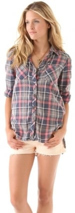 Free People park ranger shirt from Shopbop at Shopbop