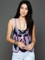 Free People tank top on Awkward at Free People