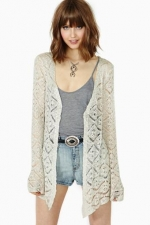 Free Spirit Crochet Cardi at Nasty Gal