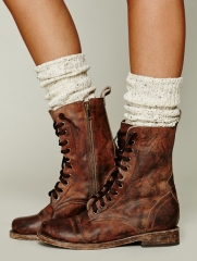 Freebird by Steven Lace Up Boots at Free People