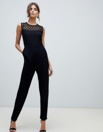 French Connection fitted jumpsuit   ASOS at Asos