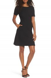French Connection Dixie Fit   Flare Dress at Nordstrom