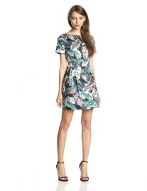 French Connection Fast Calliope Cotton Dress at Amazon