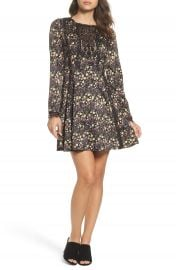 French Connection Hallie Fit   Flare Dress at Nordstrom