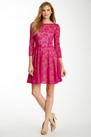 French Connection Lizzie Lace Dress at Nordstrom Rack