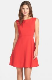 French Connection and39Feather Ruthand39 Fit andamp Flare Dress at Nordstrom