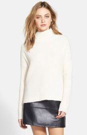 French Connection and39Honeycomband39 Sweater at Nordstrom