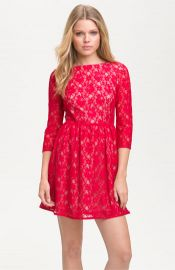 French Connection and39Lizzieand39 Lace Dress at Nordstrom