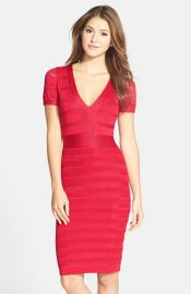 French Connection and39Summer Spotlightand39 Knit Bandage Dress at Nordstrom