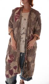 French Cotton Fortune Kimono by Magnolia Pearl at Magnolia Pearl