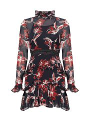 French Floral Mini Dress by Nicholas at Rent The Runway