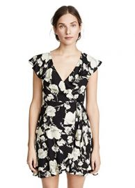 French Quarter Printed Mini Dress by Free People at Amazon