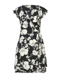 French Quarter Printed Mini Dress by Free People at Yoox