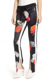 Fresh Cut Floral Track Pants by Pam  Gela at Nordstrom Rack