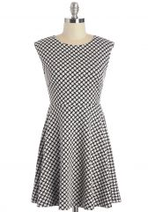 From Here to Square Dress at ModCloth