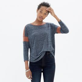Frontrunner Tee in Grey at Madewell