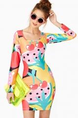 Fruit Pop Dress at Nasty Gal