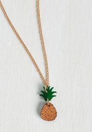 Fruits and Ladders Necklace at ModCloth