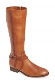 Frye Melissa Belted Knee-High Riding Boot  Women    Nordstrom at Nordstrom