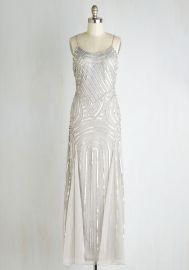 Full Gleam Ahead Dress at ModCloth