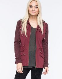 Full Tilt Marled Anorak Jacket at Tillys