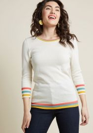 Future Looks Vim Knit Sweater at ModCloth