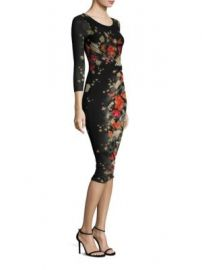 Fuzzi - Farfalla Bodycon Dress at Saks Fifth Avenue