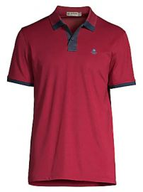 G FORE - Stretch Knit Polo at Saks Fifth Avenue