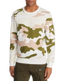 G-STAR RAW Stalt Camouflage Crewneck Sweatshirt at Bloomingdales