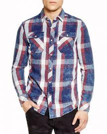 G-Star RAW Landoh Regular Fit Button Down Shirt at Bloomingdales